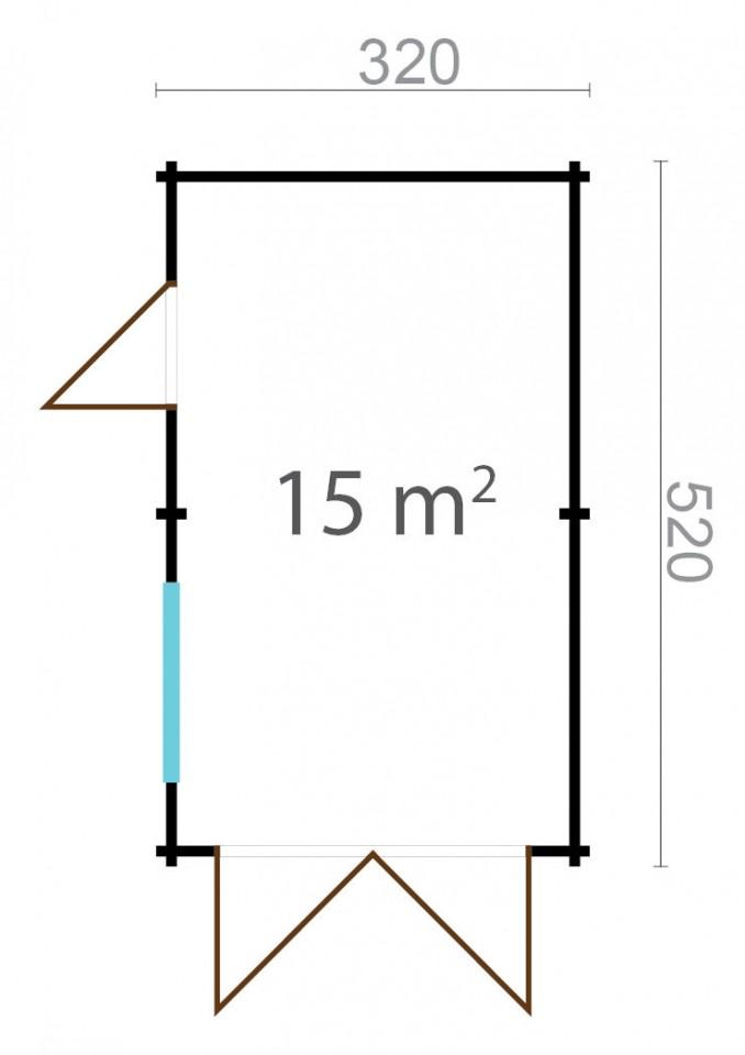Simple garage 44A