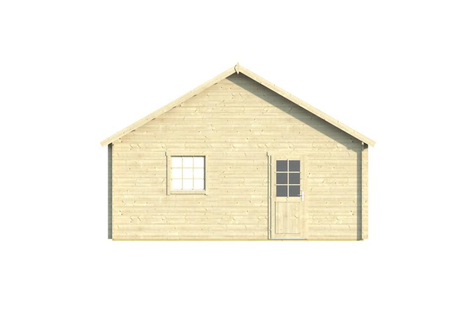 Triple garage 44