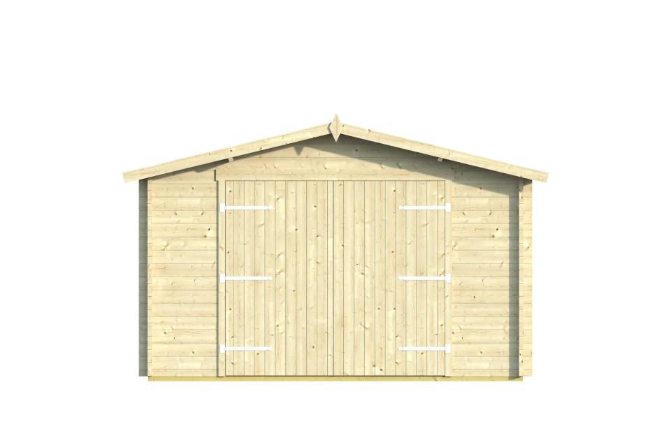 Simple garage 44B