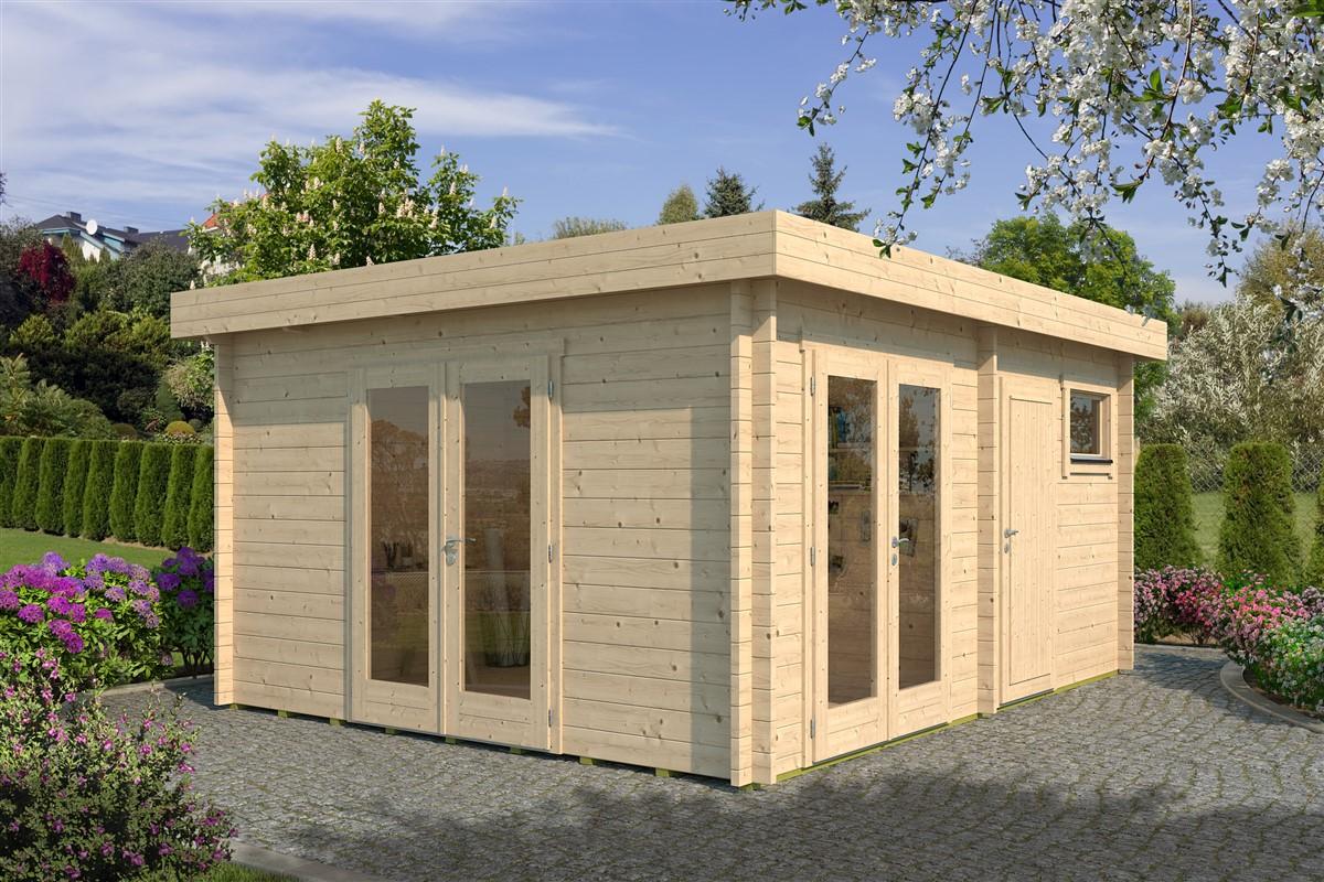 Hazel - two-room garden house