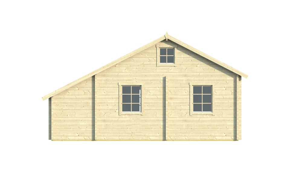 Helen 70 – loft with a separated shed