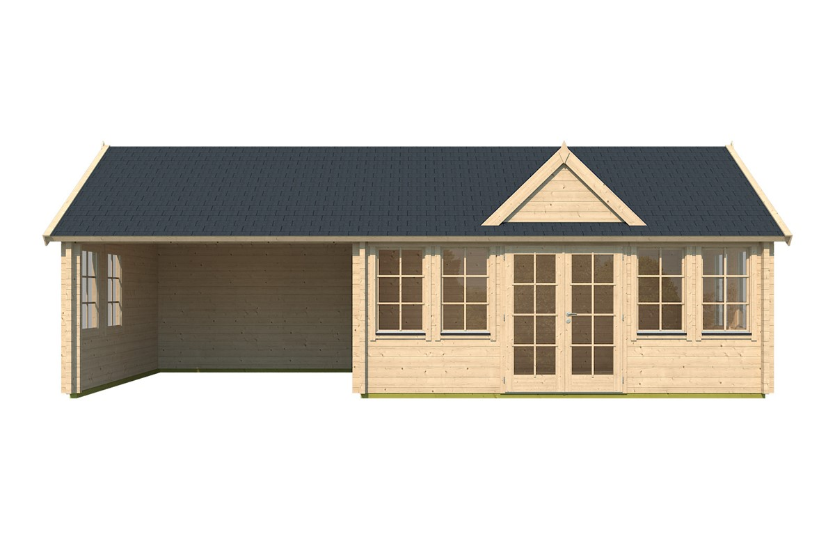 Kathleen - classically designed garden house