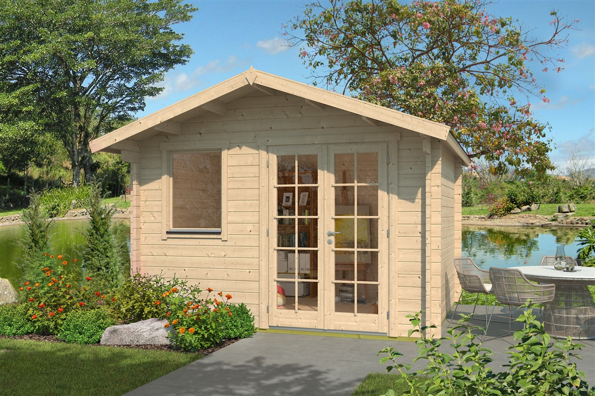Liina - lovely garden room for the essentials