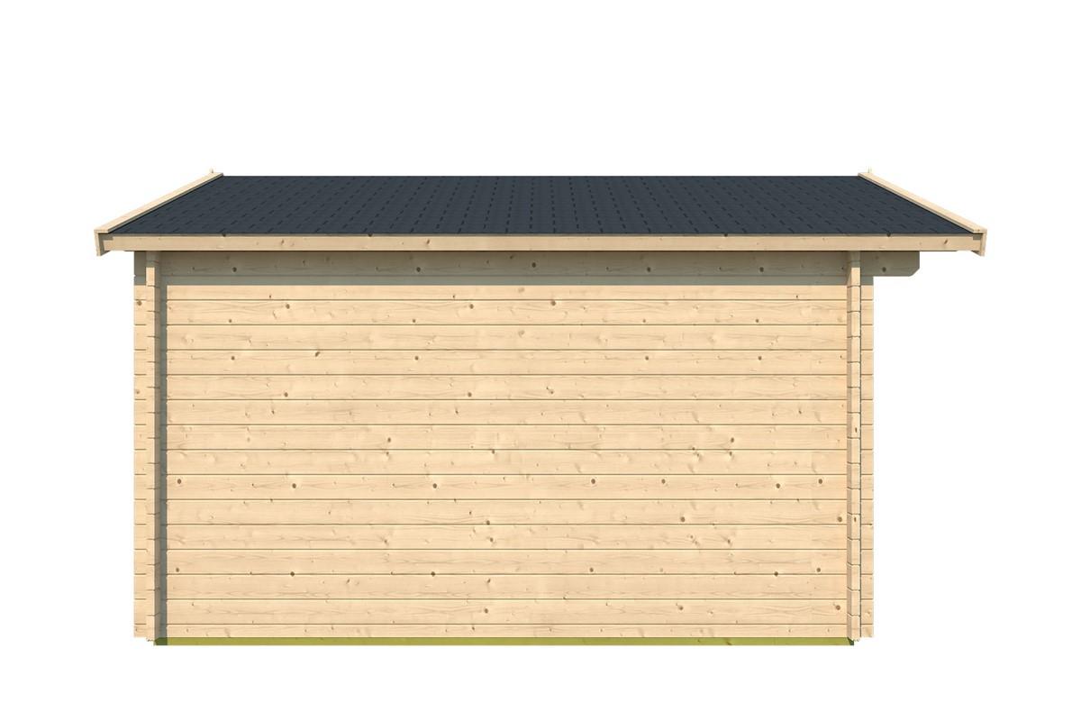 Lorraine - small multipurpose garden house