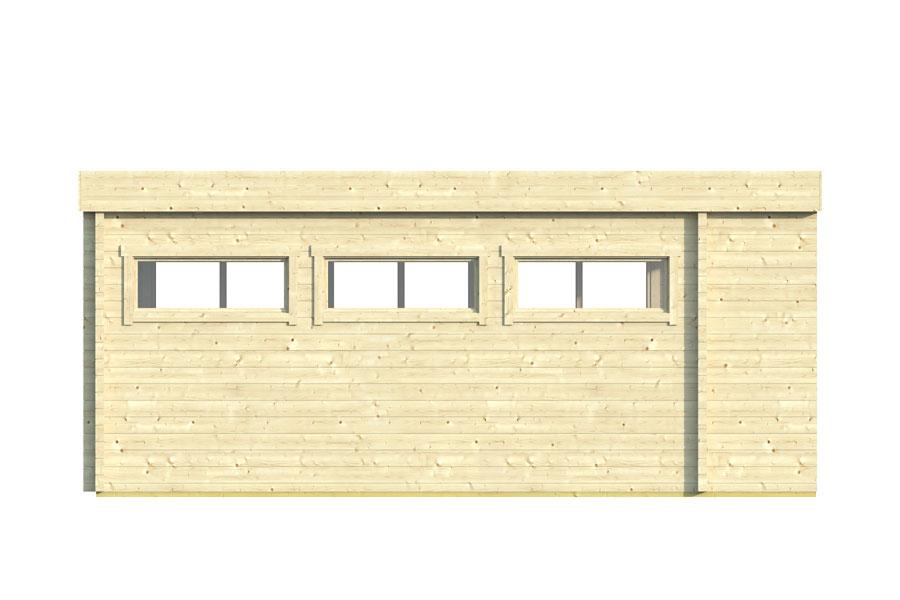 Melany 44 - light-filled home office cabin