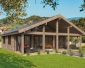Caroline - log cabins for sale in Great Britain