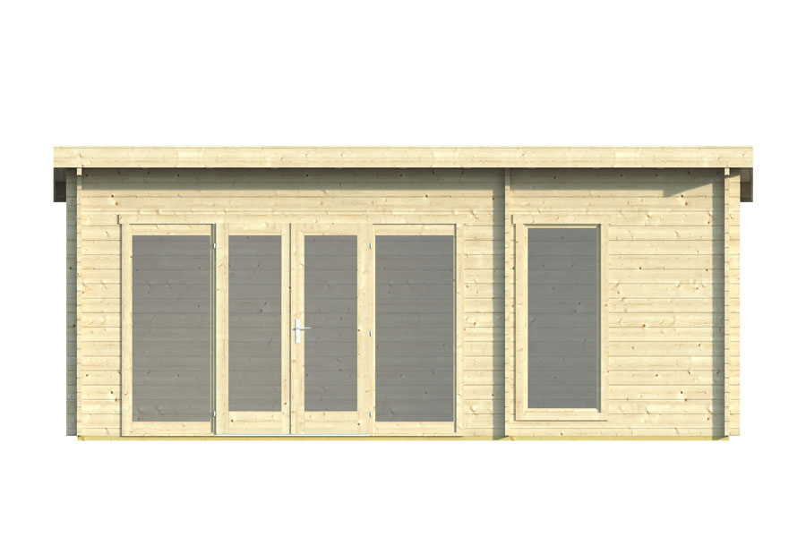 Susan 44 – a home office with multiple rooms