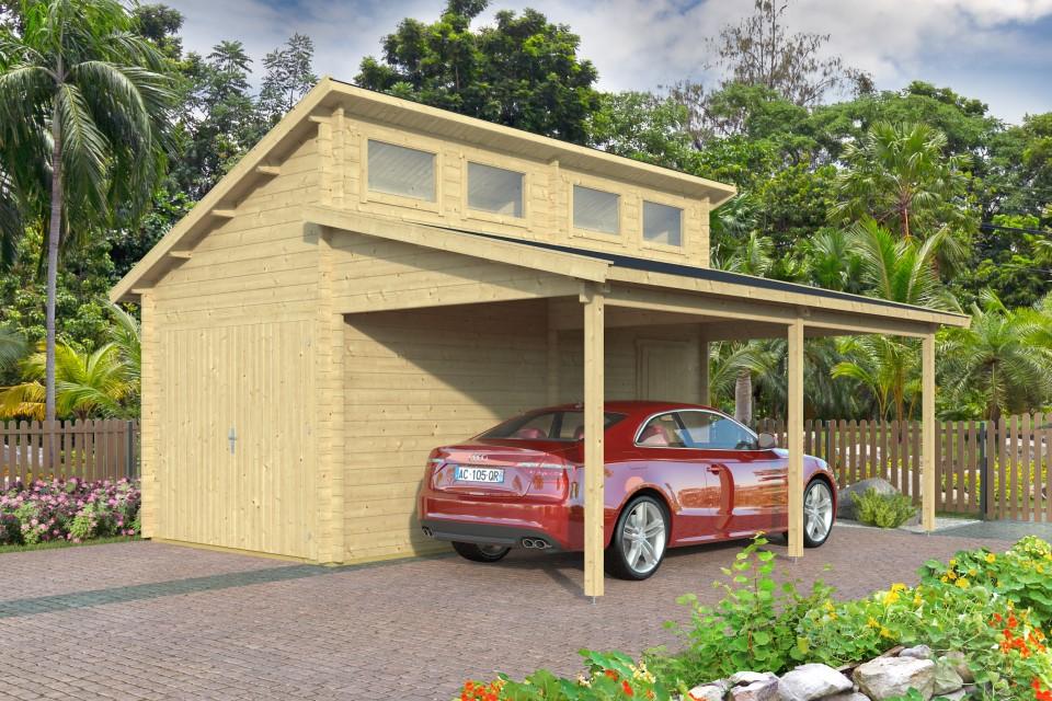 Garage & carport 44